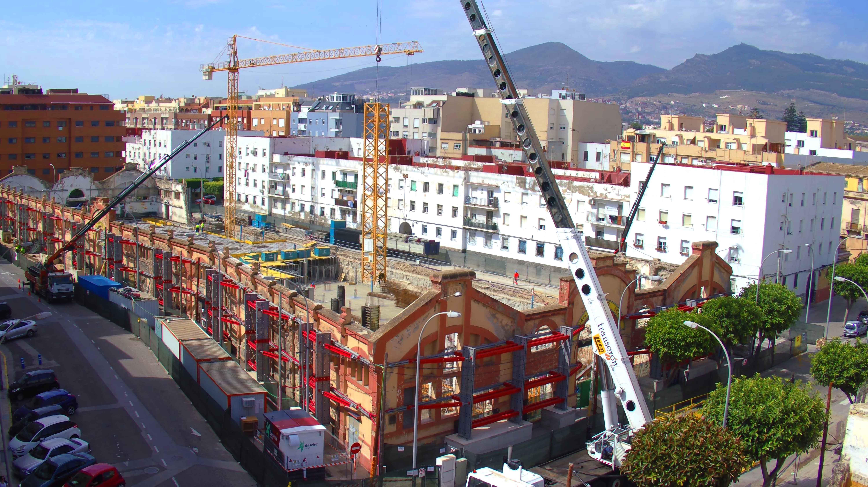 Obras construcciones